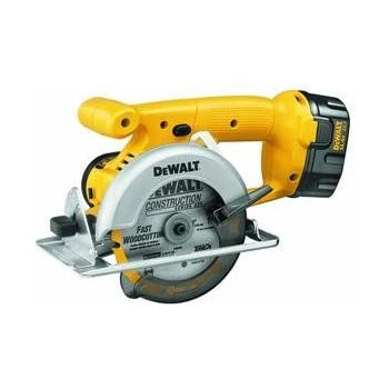 Dewalt Dw935k 14 4 Volt 5 3 8 Inch Cordless Trim Saw Kit