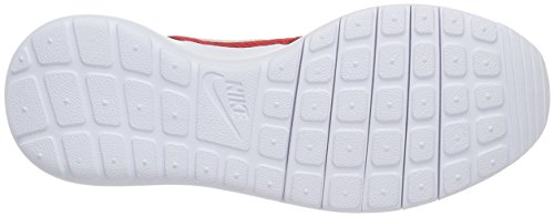 Kids' UK Nike One Roshe Unisex University Red Black Trainers Red Gs White 605 3 CwqU4w651