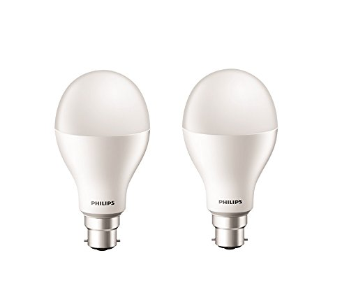 Buy Philips Stellar Bright 20 Watt Round Led Bulb Pack Of 2 Cool