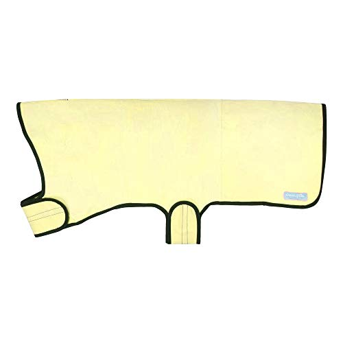 (Prestige Cool Dog Cooling Coat (Large) (Yellow) )