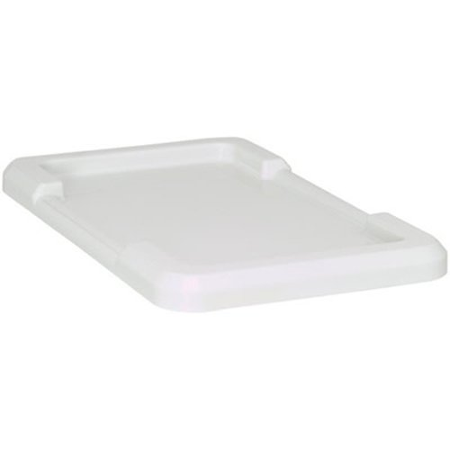 - White Lid for Quantum (R) Cross Stack Tubs