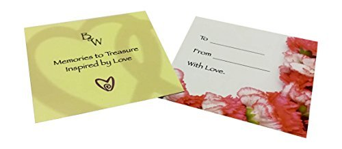En argent sterling de Notre Cœur de pierre porte-bonheur de Saint Valentin Clip sur le charme–Février