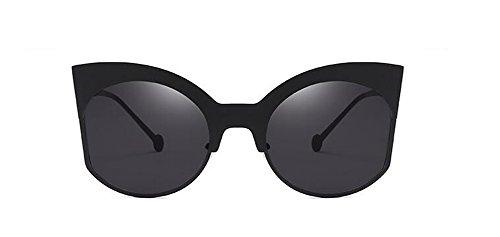 vintage Grise en lunettes soleil du polarisées Complète métallique Pièce inspirées rond de style cercle Lennon retro 5z06zrSxqn
