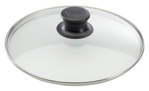 ELO 64121 Glasdeckel / 20 cm / Glas / Edelstahl