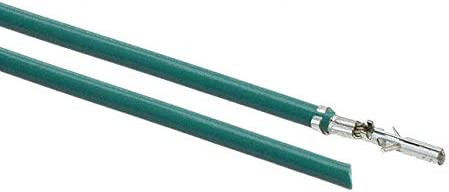 Pack of 250 0430300001-03-G0 3 PRE-CRIMP A2040G GREEN