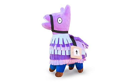 Wepop Smashing Thing Loot Llama Plush Stuffed Toy Doll Firgure, Troll Stash Animal Alpaca Gift for Kids Girls Boys Children with Keychain -