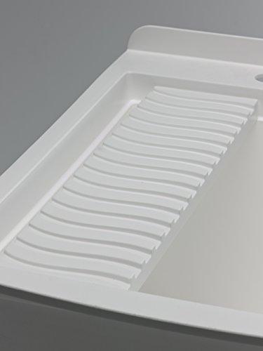 CASHEL 1980-32-01 The Maddox Workstation - Fully Loaded Sink Kit, White by CASHEL (Image #6)