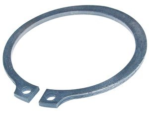 M48 Spring Steel Phosphate DIN 471 External Retaining Ring by Fastenal Approved Vendor