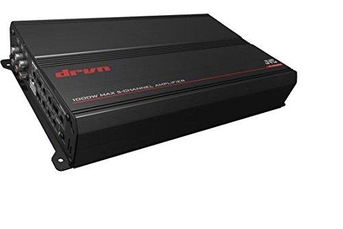 JVC KS-DR3005D 1000W Peak 5-Channel DR Series Class-D Power Amplifier ()