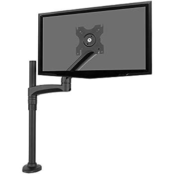 Amazon Com Dm2000 Dual Monitor Desktop Mount 13 Inch To