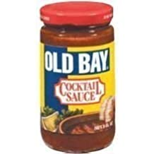 Old Bay Cocktail Sauce, 8 Ounce -- 12 per case. by Old Bay