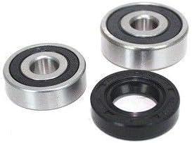 Boss Bearing H-CR125-RW-74-78-2C4 Rear Wheel Bearings and seal kit for Honda CR125 M R Elsinore 1974-1978