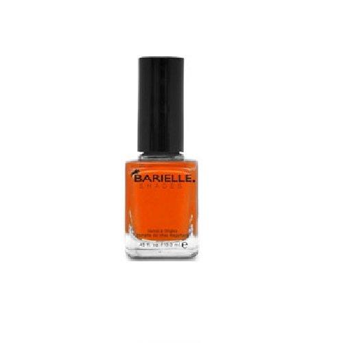 bright orange nail polish - 8