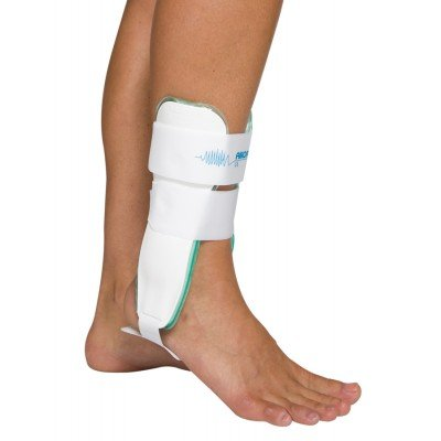 (Aircast 02DR Sports Stirrup Ankle Brace, Right, 9