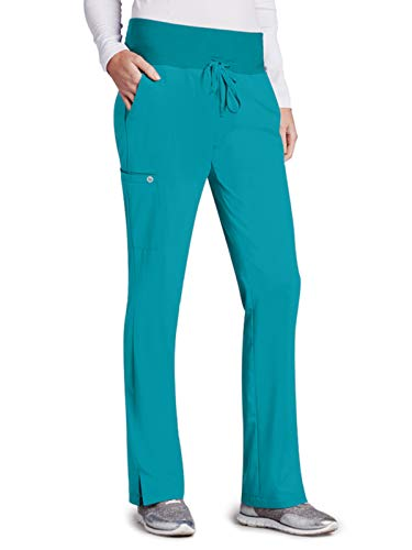 Barco One 5206 Midrise Cargo Pant Teal 4XL