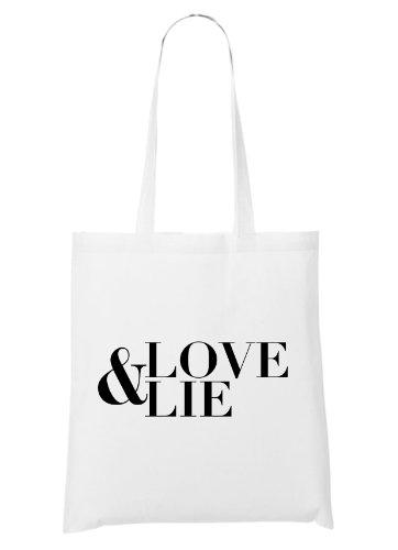 Lie Lie Bag Love White Bag Lie Love White Love ZHvWqqn1Y