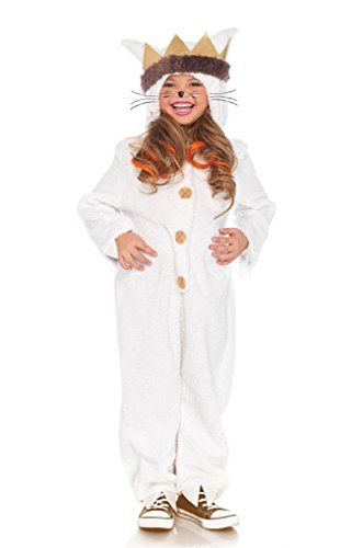 Leg Avenue Officially Licensed Where The Wild Things are Max Costume - XS 3T-4T]()