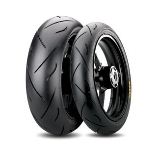 Maxxis Supermaxx Sport MA-PS pair 120/60 ZR17 + 160/60 ZR17