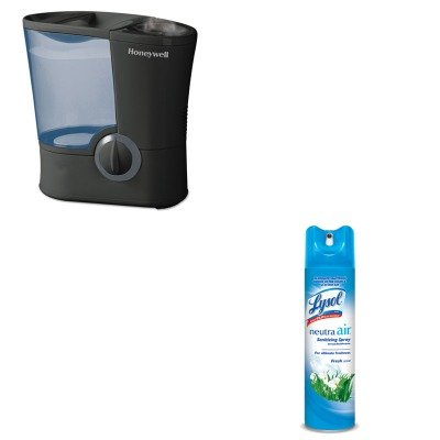 KITHWLHWM950RAC76938EA - Value Kit - Honeywell Warm Mist Humidifier (HWLHWM950) and Neutra Air Fresh Scent (RAC76938EA)