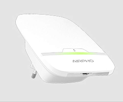 AirPho AR-E350 Wi-Fi Range Extender - Coverage up to 1200 sq.ft. and 20 Devices with AC750 Dual Band Wireless Signal Booster & Repeater (up to 750Mbps Speed), and Compact Wall Plug Design by AirPho