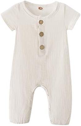 Newborn Jumpsuit One Piece Bodysuit Clothes
