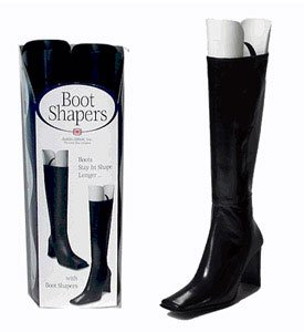 Boot Shapers Universal, Black
