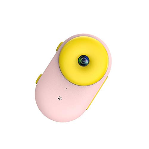 HXZ Children's Waterproof Digital Camera SLR Sports Double Lens 800W Pixel Dive WiFi Camera 2.4 Large Screen Suitable for Children Swimming ()