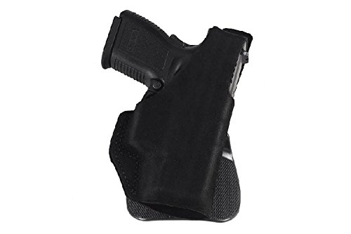 Galco PDL800B Paddle Lite Holster for Glock 43, RH, (Galco Paddle Holsters)