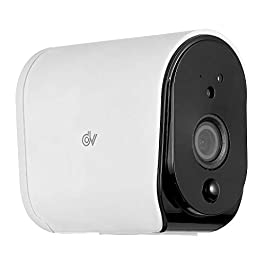 2 Months Battery Life Home Camera Rechargeable Battery DV Ease CCTV Camera Security WiFi Mobile App,Motion Detection,Night Vision,Indoor/Outdoor,1080P,2Way Audio,Waterproof,Cloud&SD Slot Storage