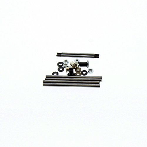 Team Losi 8IGHT-E 4.0 Buggy: 3.5/4x66mm Hinge Pins, Brace Inserts, Arm Bushings