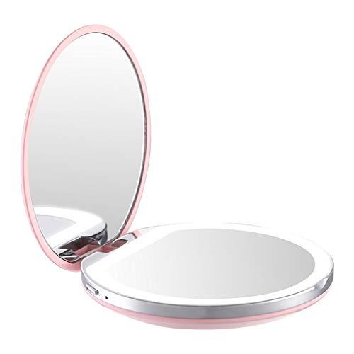 Full Length Tall Mirror Tiles - 12 Inch x 4Pcs Frameless Wall Mirror Set HD Vanity Make Up Mirror for Wall Décor