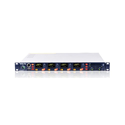 Clear-Com HMS-4X | 4 Channel Digital HelixNet Main Station by Clear-Com