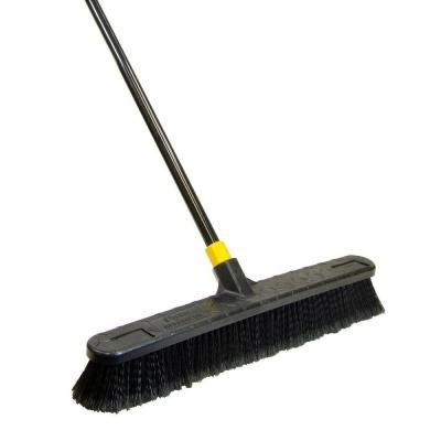 24 Inches Smooth Surface Push Broom