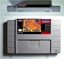 Final Fight - Action Game Cartridge US Version - Game Card For Sega Mega Drive For Genesis