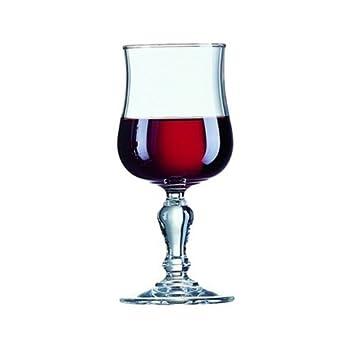 Arcoroc Normandie - Lote de 48 copas de vino de 16,5 cl: Amazon.es ...