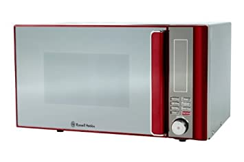 Russell Hobbs 15145-56, 1400 W, Rojo, Acero Inoxidable ...