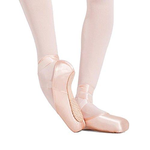 Pink Shoe Ava Capezio Womens Pointe 1142W Petal 7 zqPHxYwt