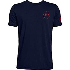 Best Epic Trends 318LT%2Bc3ZrL._SS300_ Under Armour Boys' Freedom Flag T-Shirt