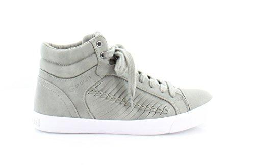 G Da Indovinare Donna Olisa Hight Top Lace Up Sneakers Moda Grigio Scuro Ll