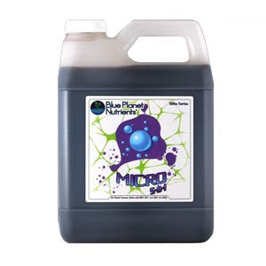 Blue Planet Nutrients Elite Micro Quart (32 oz) | Grow Flowers, Herbs, Vegetables, Fruit | Soil Hydroponic Aeroponic Coco Coir Soil-Less | for All Plants and Gardens!