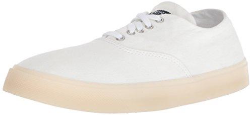 Sperry Top-Sider Women's Captains CVO Drink Sneaker, White, M 050 Medium US