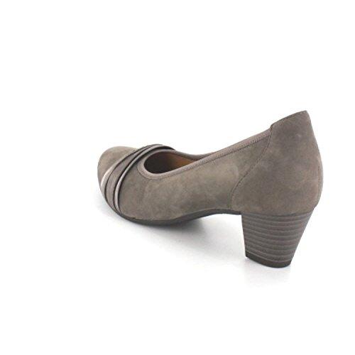 Gabor comfort 26.186.31 femmes Mocassins, gris 36 EU