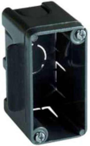 Solera 527 - Caja para empotrar mecanismos. De 31x59x40. 7 entradas para tubo Ø 16. Para punto de luz.: Amazon.es: Bricolaje y herramientas