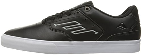 Vulc Uomo Skates The Skateschuhe Reynolds Low Bianco Emerica bianco nero Chuh jL4AS3c5Rq