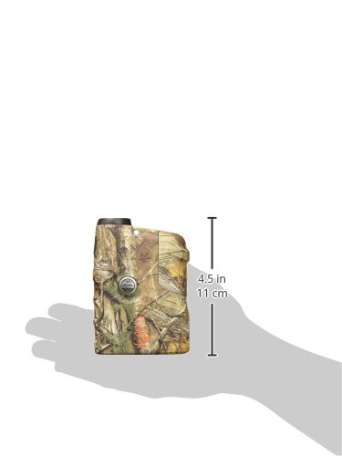 Bushnell 202208 Bone Collector Edition 4x Laser Rangefinder, Realtree Xtra Camo, 20mm by Bushnell (Image #4)