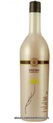 Brazilian Cacau Shampoo 1 Litre Eternity'Liss LIMITED PROMOTION TILL THE END OF MARCH by ETERNITY LISS