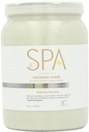 Bio Creative Lab Spa Moisture Mask, Milk Honey and White Chocolate, 64 Ounce by Bio Creative Lab