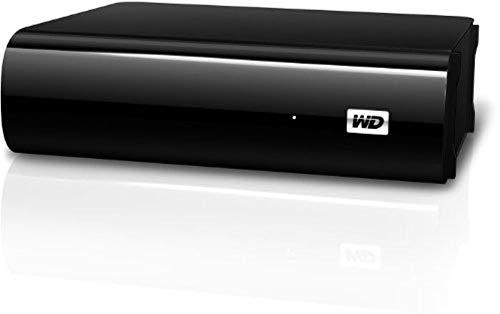 "Western Digital WDBGLG0010HBK-EESN - Disco Duro Externo 3.5"" de 1 TB, USB 3.0, Color Negro"