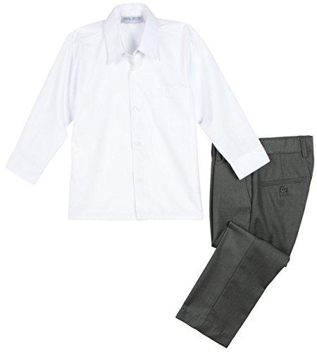 Charcoal Gray Dress Pants - 2
