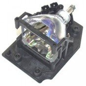 Brand New 60-201905 Projector Replacement Lamp with New Housing for Geha (201905 Projector Lamp)